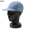 ☆驚愕の25%OFFセール中☆【ネコポス便対応】実物 新品 イタリア軍 1980年代 シャンブレーワークキャップ ミリタリー 軍放出品 ファッション 帽子