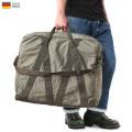 【即日出荷対応】実物 USED ドイツ軍 パイロットバッグ ミリタリー 軍放出品【Sx】