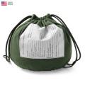 【即日出荷対応】実物 新品 米軍 パーソナルエフェクツバッグ #1 米軍放出品 ミリタリー