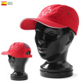 実物 新品 スペイン軍 赤十字 レッドクロス キャンプキャップ #2 帽子 軍放出品 ミリタリーファッション
