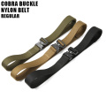 新品 GW0118 COBRA BUCKLE ナイロンベルト REGULAR
