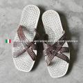 ★今なら18%OFF割引★実物 USED イタリア軍 SENSI社製 メッシュ スライドサンダル【Sx】