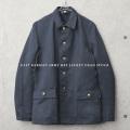 実物 新品 デッドストック 東ドイツ軍(NVA) HBTジャケット【クーポン対象外】 軍服 ミリタリーファッション