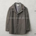 実物 USED イタリア プリズナー ウールジャケット【キャンペーン対象外】 軍服 ミリタリーファッション