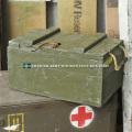 実物 USED スウェーデン軍 木製 テントボックス【キャンペーン対象外】【T】ミリタリー