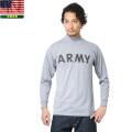 実物 米軍PFU ロングスリーブTシャツ USED