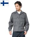 ☆まとめ割☆実物 新品 フィンランド軍 M65サービスジャケット ミリタリージャケット