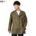 ☆まとめ割☆実物 新品 フランス軍 M-47 フィールドジャケット 前期型 コットン製 #2 ミリタリージャケット