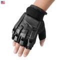 新品 米軍 SWAT プロテクト フィンガレス グローブ 手袋