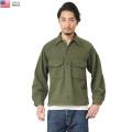 ☆只今20%OFF割引中☆実物 USED 米軍 ヴィンテージ ウールシャツジャケット #1