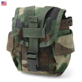☆15%OFFセール中☆【即日出荷対応】新品 米軍 MOLLE II CANTEEN GENERAL PURPOSE POUCH ウッドランド