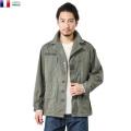 ☆只今20%OFF割引中☆■実物 USED フランス軍 F-1ジャケット ミリタリー 軍放出品 ファッション