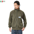 ☆只今20%OFF割引中☆【即日出荷対応】実物 USED イタリア軍 トレーニング ジャケット スタンドカラー 軍放出品 ミリタリーファッション