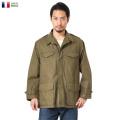 実物 新品 フランス軍 M-47 フィールドジャケット 前期型 コットン製 #1【キャンペーン対象外】 ミリタリーファッション 軍服【I】