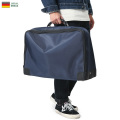 実物 USED ドイツ軍(連邦海軍)シルバークロージャー スーツケース バッグ 軍放出品 ミリタリーファッション【キャンペーン対象外】