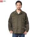 実物 USED オーストリア軍 フィールドジャケット 軍放出品 ミリタリーファッション 軍服【キャンペーン対象外】