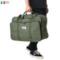 【訳あり】【即日出荷対応】返品不可★キャンペーン対象外★実物 USED イタリア陸軍 ボストンバッグ / ショルダーバッグ