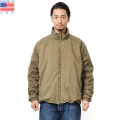 ▽MADE IN USA 新品未使用 WT TACTICAL LOW LOFT ジャケット FR-G Flame Retardant COYOTE【キャンペーン対象外】