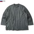 【即日出荷対応】実物 新品 ロシア軍 70s スリーピングシャツ Olive Gray【キャンペーン対象外】 ミリタリーファッション 軍服