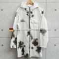 実物 USED ドイツ軍 スノーカモ スモック パーカー(キャンペーン対象外) 軍服 ミリタリーファッション 軍放出品