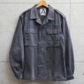 ▽実物 USED ドイツ軍 グレー フィールドジャケット【キャンペーン対象外】 ミリタリーファッション 軍服