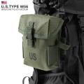 ★カートで最大18%OFF割引★新品 米軍 U.S.TYPE M56 MAGAZINE AMMO POUCH - MEDIUM マガジンポーチ ミリタリー