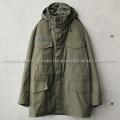 実物 新品 デッドストック オーストリア軍 T/C GORE-TEX M-65 フィールドジャケット【キャンペーン対象外】 軍服 ミリタリーファッション