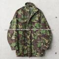 実物 USED イギリス軍 コンバット スモック フィールドジャケット DPMカモ【キャンペーン対象外】 ミリタリーファッション 軍服【T】