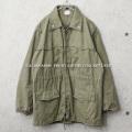 実物 USED イタリア軍 フロントジップ フィールドジャケット【キャンペーン対象外】【T】ミリタリーファッション 軍服