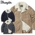 Wrangler ラングラー WM1870 BROKEN-TWILL STORY WRANGE COAT ランチコート コーデュロイ ボア RANCH COAT ボアジャケット