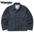 ★カートで15%OFF割引中★Wrangler ラングラー WM5124-300 ARCHIVE STORY 124MJ デニムジャケット インディゴブルー