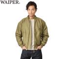 【即日出荷対応】新品 米軍 前期型 タンカースジャケット WAIPER.inc TAN WP32 【Sx】