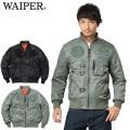 【即日出荷対応】WAIPER.inc CUSTOM MA-1フライトジャケット【WP37】 【Sx】