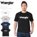 ☆サマークリアランスセール☆★キャンペーン対象外★Wrangler ラングラー WT5010 BASIC PRINT クルーネックTシャツ