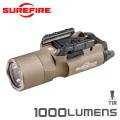 SUREFIRE シュアファイア X300U-A LEDウェポンライト / フラッシュライト 1000ルーメン TAN(X300U-A-TN)【キャンペーン対象外】