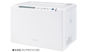 三菱重工 スチーム加湿器 SHE120NDクリアホワイト