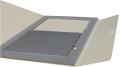 ハッピー電子ファイル DR-25 薄型リファイル台紙