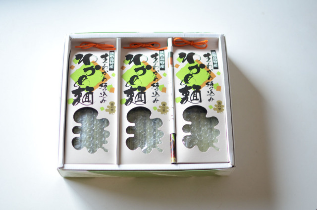 Wakame Noodles(Dried noodles)