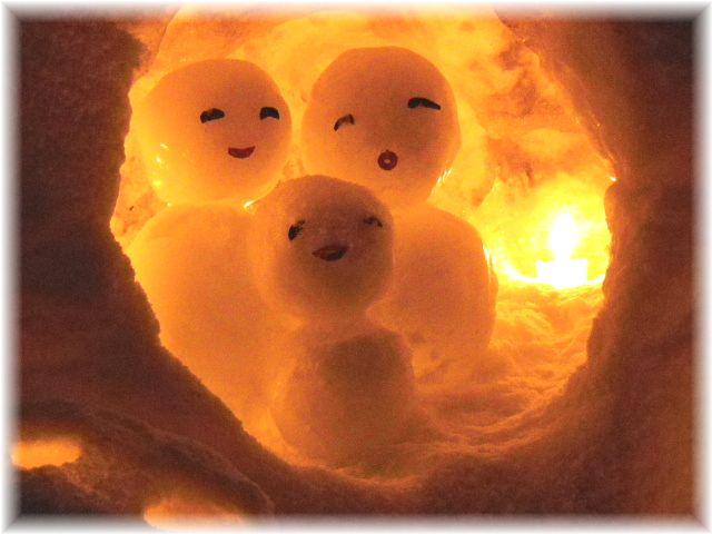2012小樽雪あかりの路