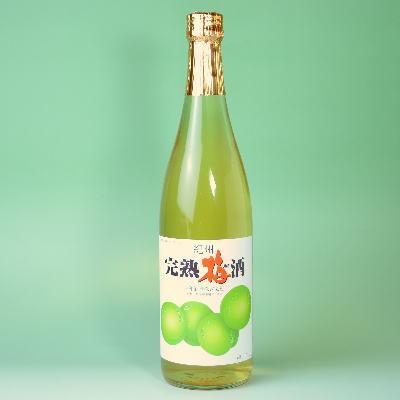 紀州完熟梅酒720ml 紀州南高完熟梅使用 平和酒造