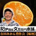 有田みかん豊作会 北村さん