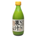花粉対策じゃばら果汁360ml和歌山県北山村から100%ストレート