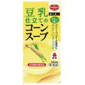 紀文・豆乳仕立てのコーンスープ 1000mlx6本 [常温保存可能]