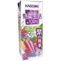 野菜生活100 紫の野菜  200ml×24本
