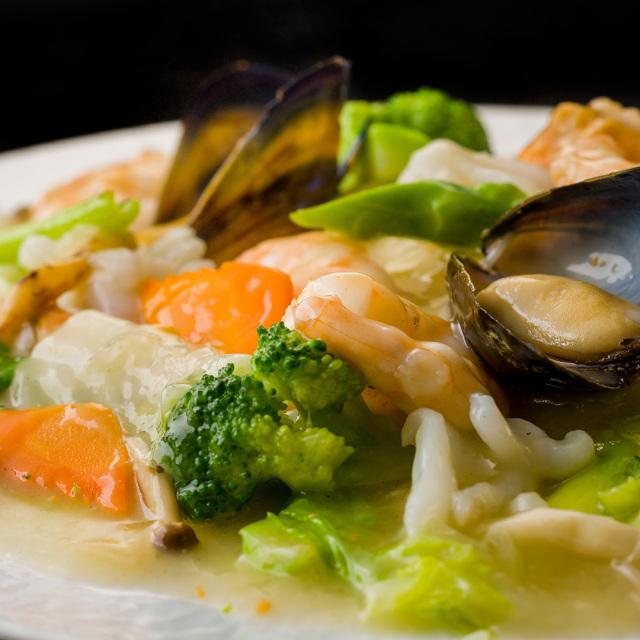 海鮮あんかけ(4食)