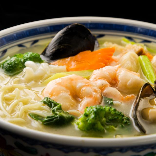海鮮湯麺セット(2食入り)