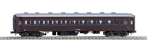 KATO カトーオハ35 茶   1-512【HOゲージ】【鉄道模型】【車両】