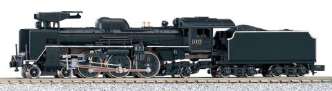 KATO カトー C57 山口号タイプ  2007-1    【Nゲージ】【鉄道模型】【車両】