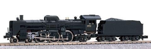 KATO カトー C57  2007    【Nゲージ】【鉄道模型】【車両】