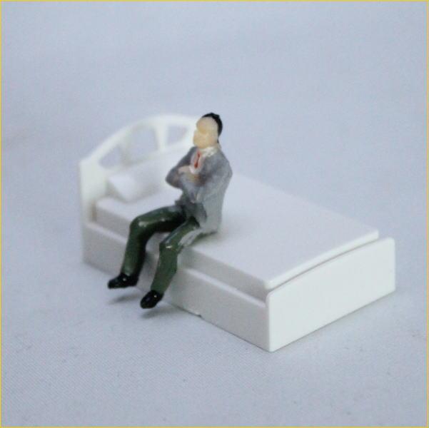 模型の家具